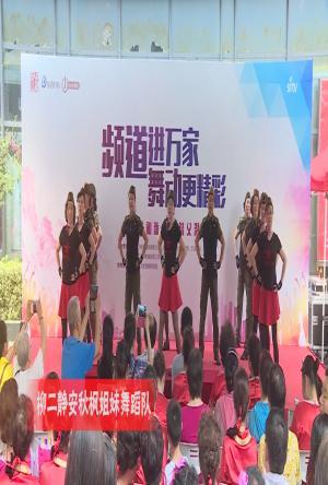 SITV-远方的恋人-柳二静安秋枫姐妹舞蹈队