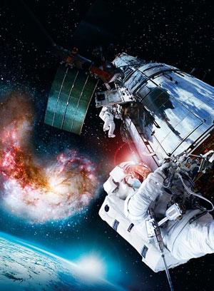 《哈勃望远镜》海报